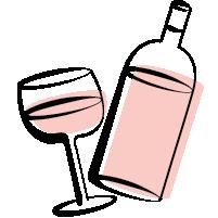 Illustrations_Rose-Wine